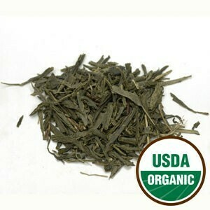 Sencha Leaf Tea Organic Price per oz