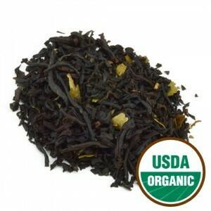 Black Currant Flavored Tea Organic Priced per oz