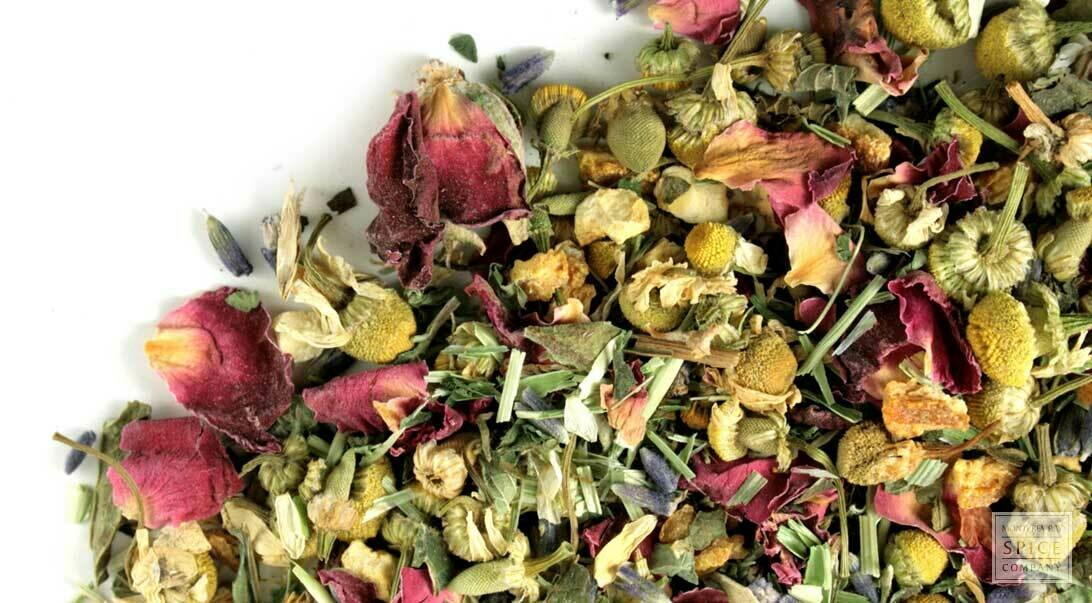 Feeling Good Flower Tea Priced Per oz