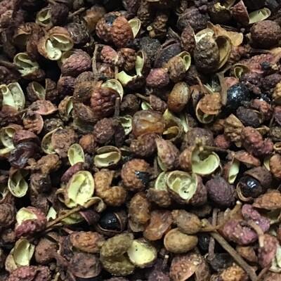 Szechuan Pepper whole priced oer oz