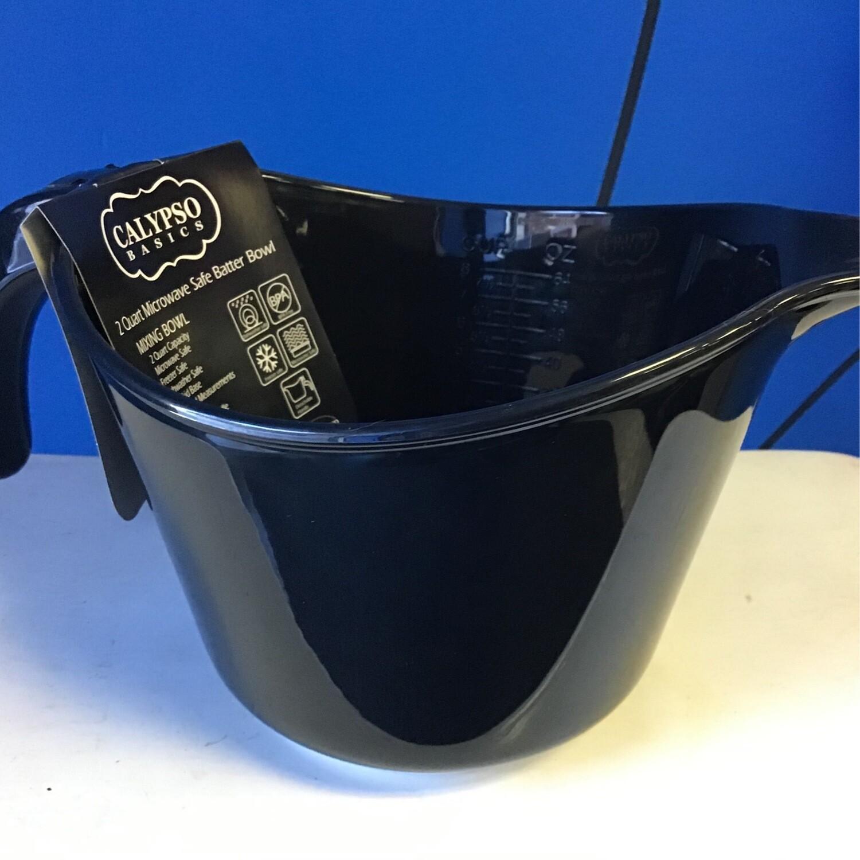 Black Mixing Bowl Microwave Safe