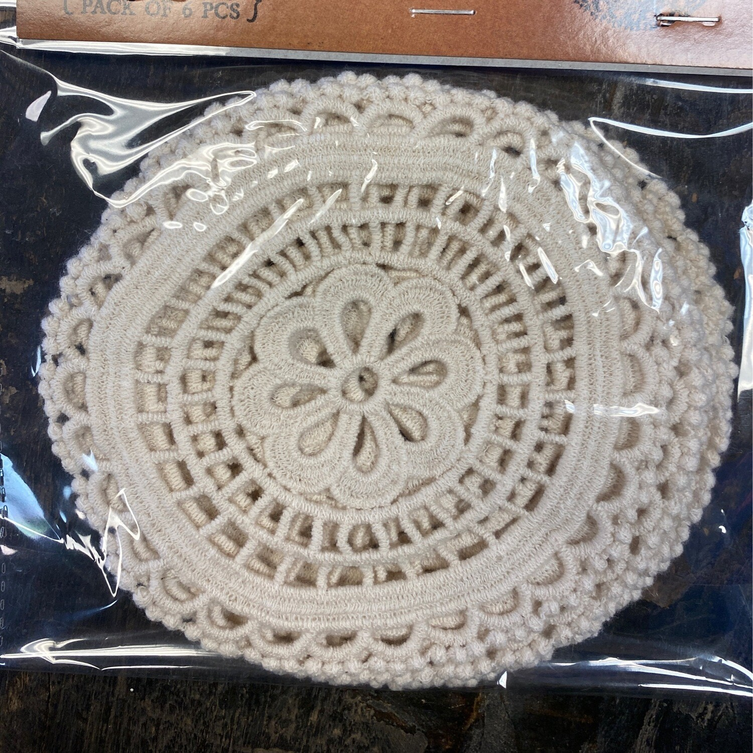 Lace Doily 6 pack