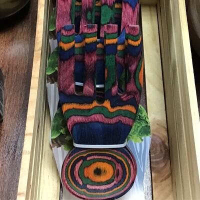 Salad Hands Rainbow Bamboo