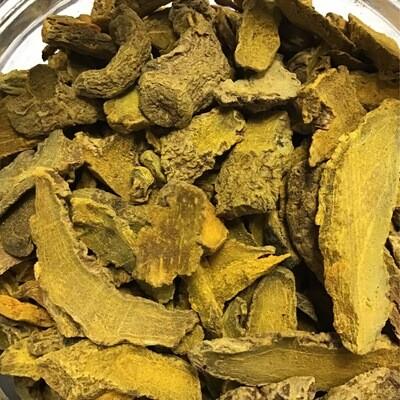 Turmeric Rhizome priced per oz