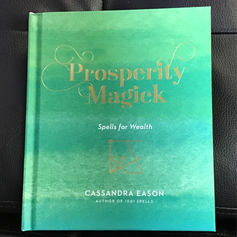 Prosperity Magick by Cassandra Eason