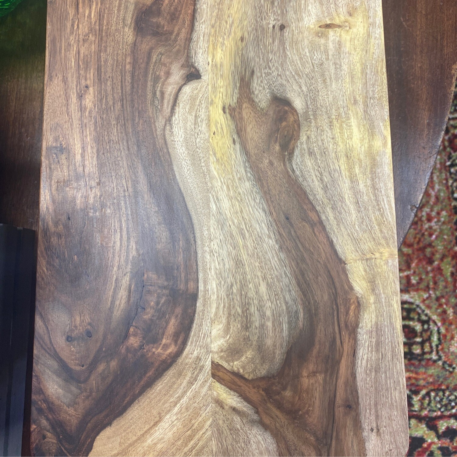 """Cutting Board with Rubber Feet 10""""x15"""""""