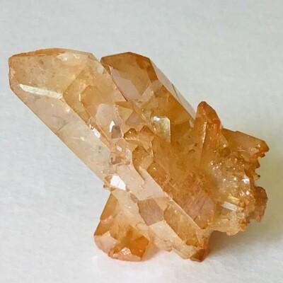 Aqua Aura Tangerine Imperial Gold  60-70 mm Specimen