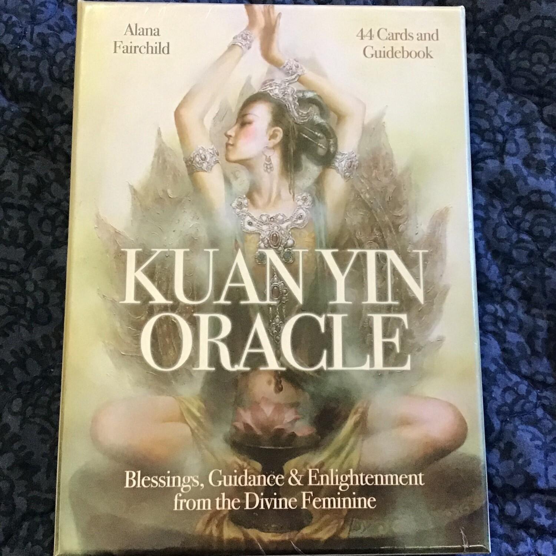 Kwan Yin Oracle Cards
