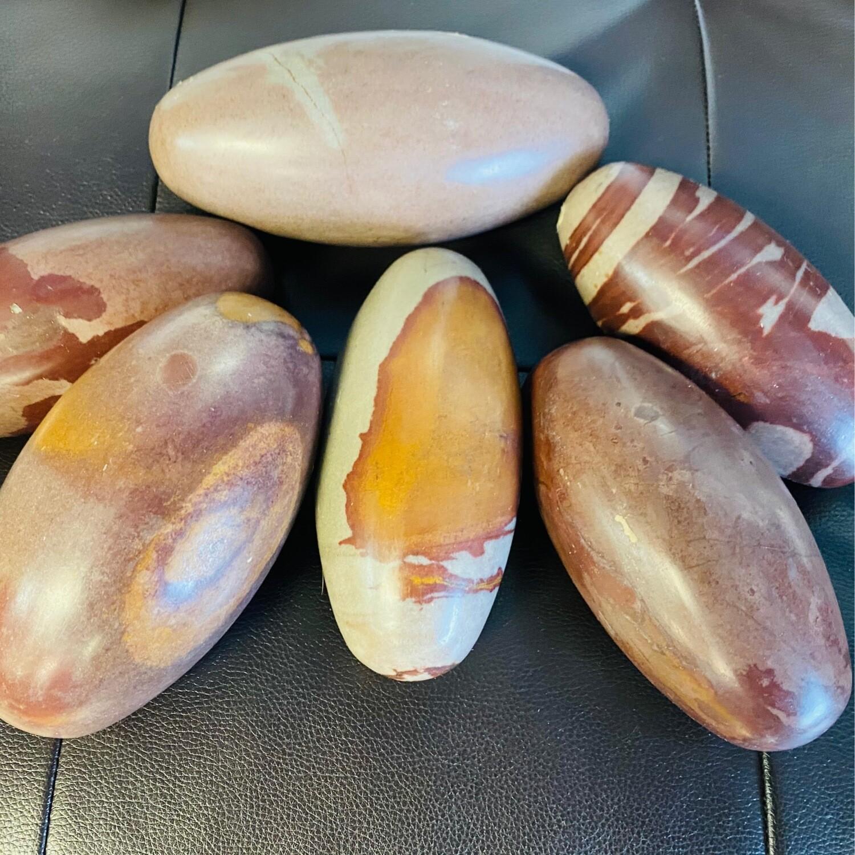 "Shiva Lingham 6-8"" Stones"