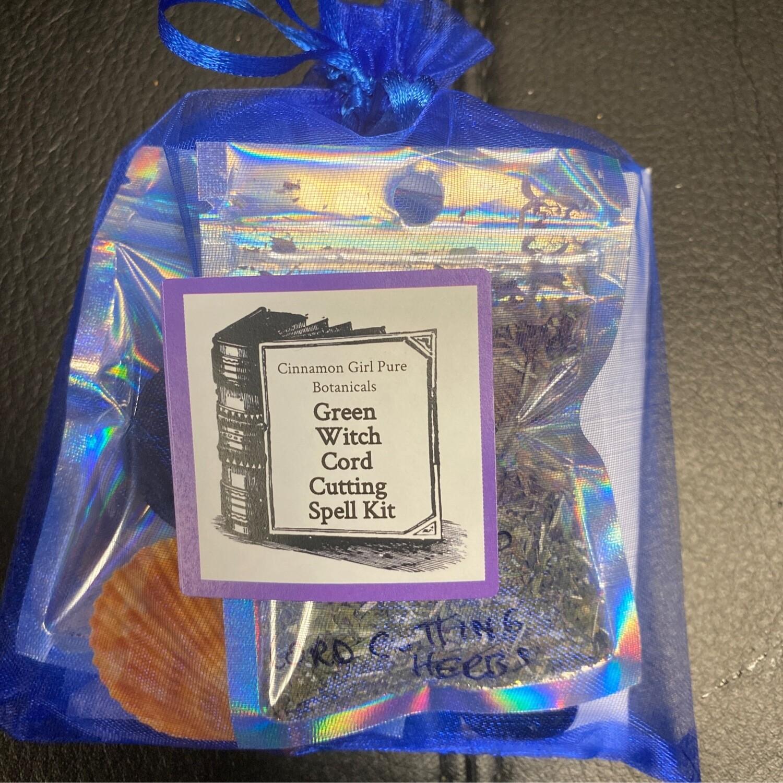 Cord Cutting Spell Kit