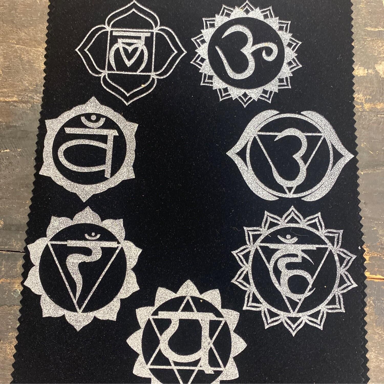 Chakra Pendulum Mat