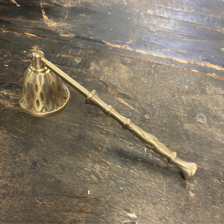 Brass Renaissance Snuffer
