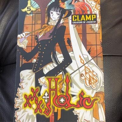 Holic Clamp 5