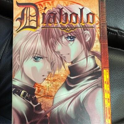 Diabolo 2 by Kei Kusunoki and Kaoru Ohashi