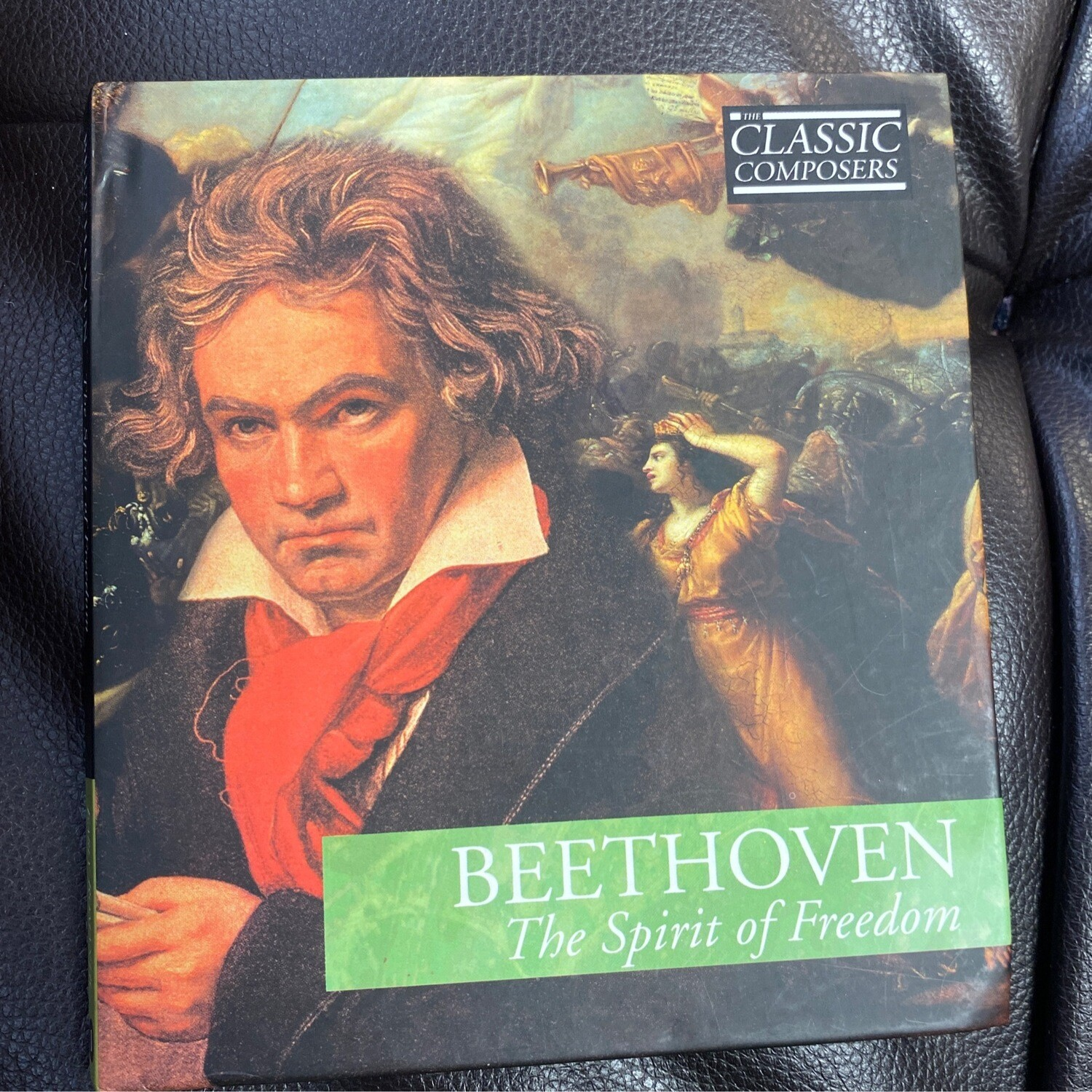 Beethoven The Spirit of Freedom CD