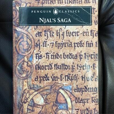 Njal's Saga Translated by Robert Cook