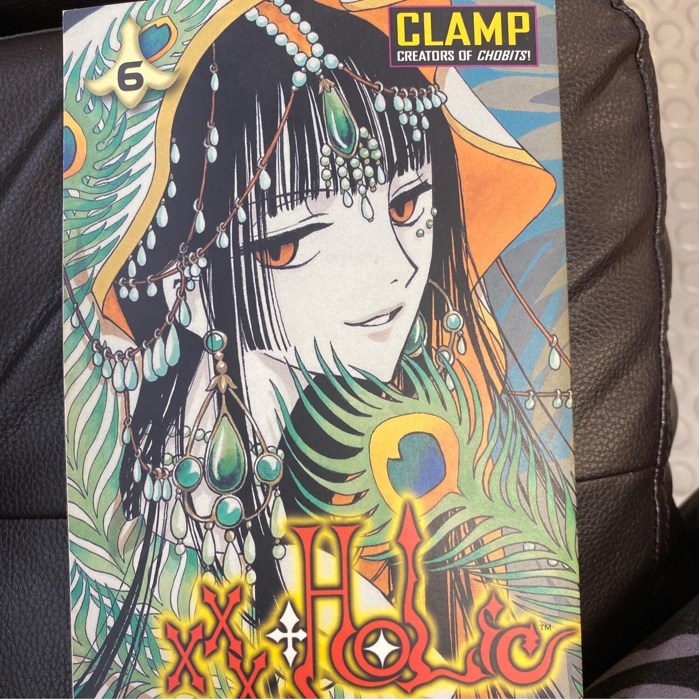 Holic Clamp 6