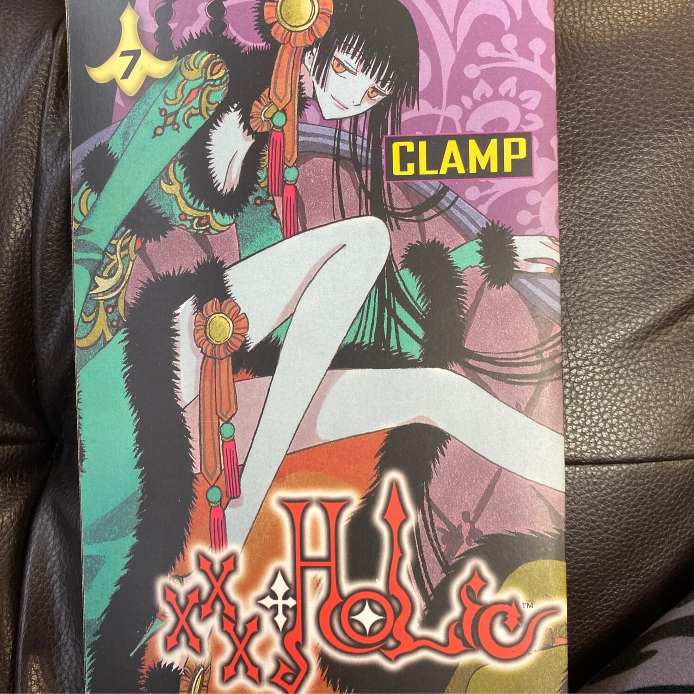 Holic Clamp 7