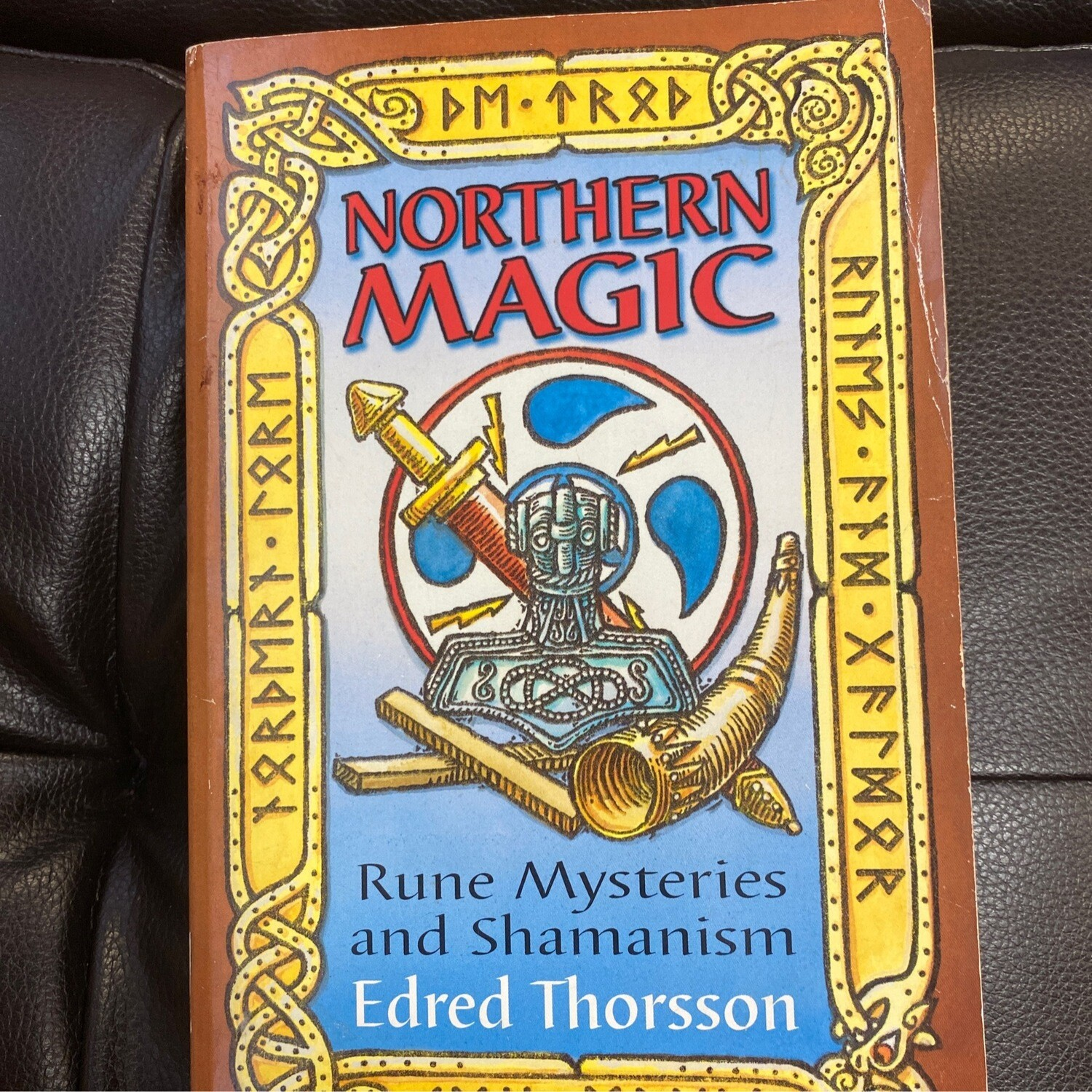 Northern Magic Rune Mysteries and Shamanism by Edred Thorsson