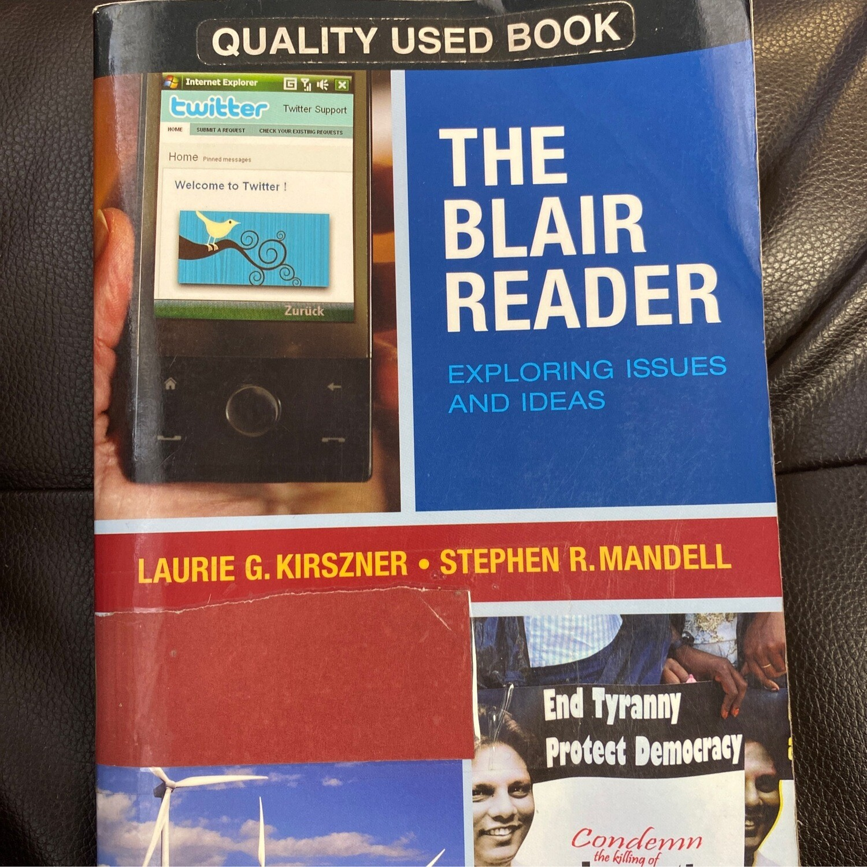 The Blair Reader - Textbook