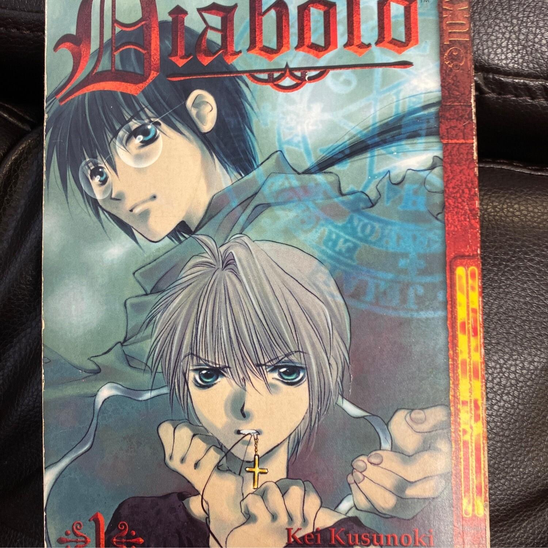 Diabolo 1 by Kei Kusunoki and Kaoru Ohashi