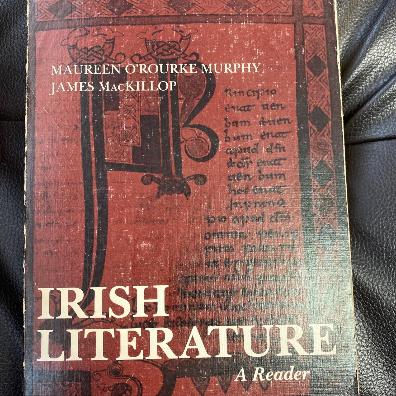Irish Literature by Maurer O'Rourke Murphy and James MacKillop