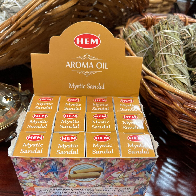 Hem Aroma Oil Sandalwood