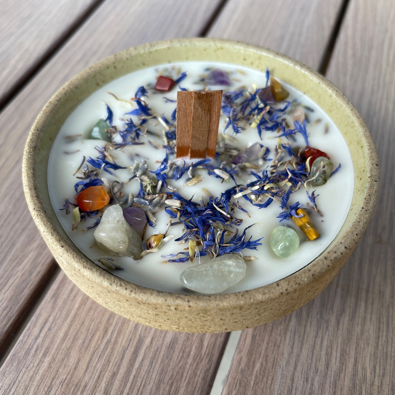 Cord Cutting Intention Candle