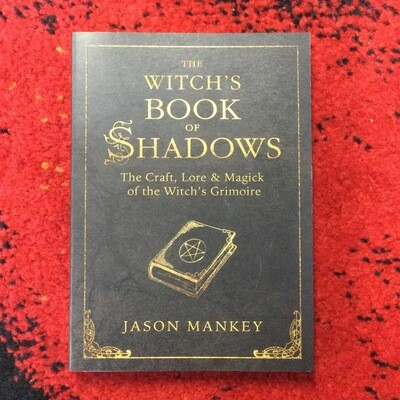 """""""The Witch's Book of Shadows"""""""