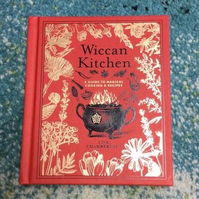 """Wiccan Kitchen"" Lisa Chamberlain"