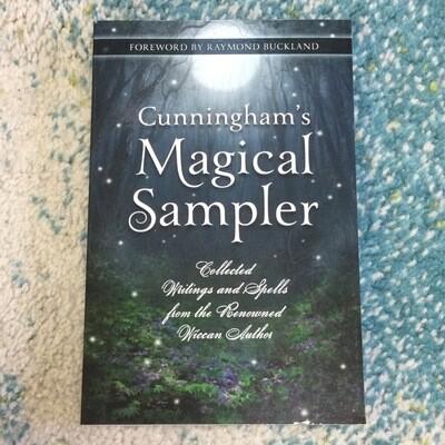"""Cunningham's Magical Sampler"" Scott Cunningham"