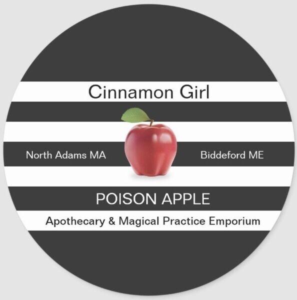 Cinnamon Girl Pure Botanicals