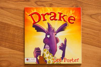 DRAKE - PAPERBACK