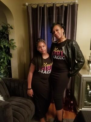 Blackgirl magic maxi