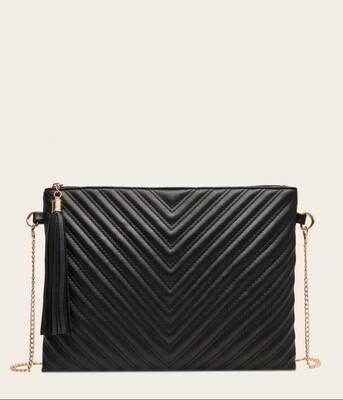 Chevron handbag