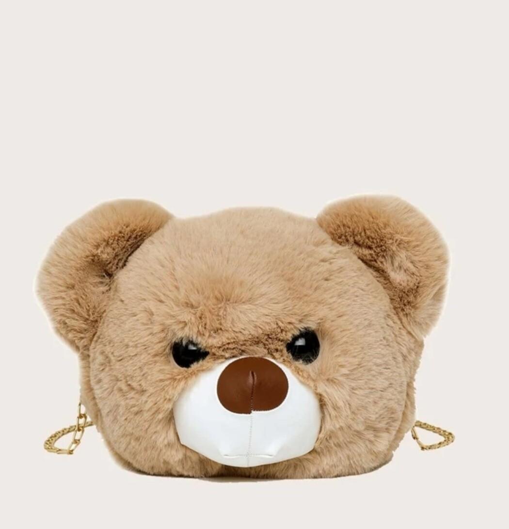 Bear crossbody/purse
