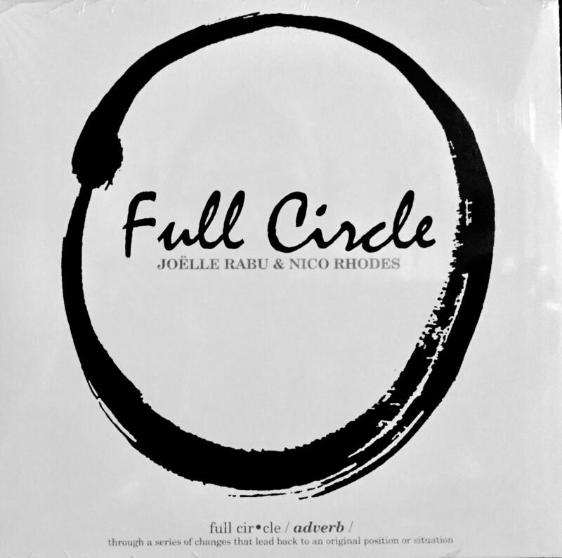 Joëlle Rabu - Full Circle (2014)