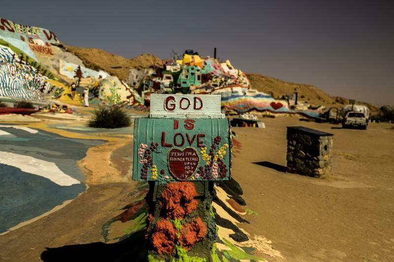 Digital Wallpaper- God is love