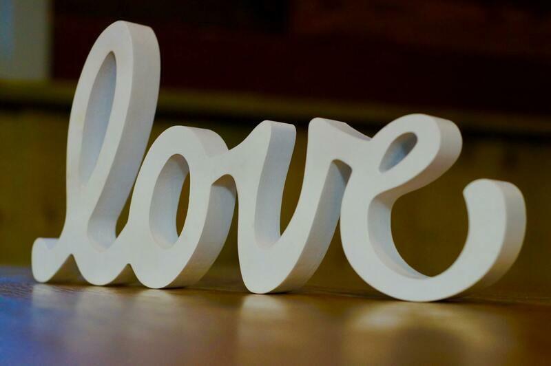 Digital Wallpaper- love
