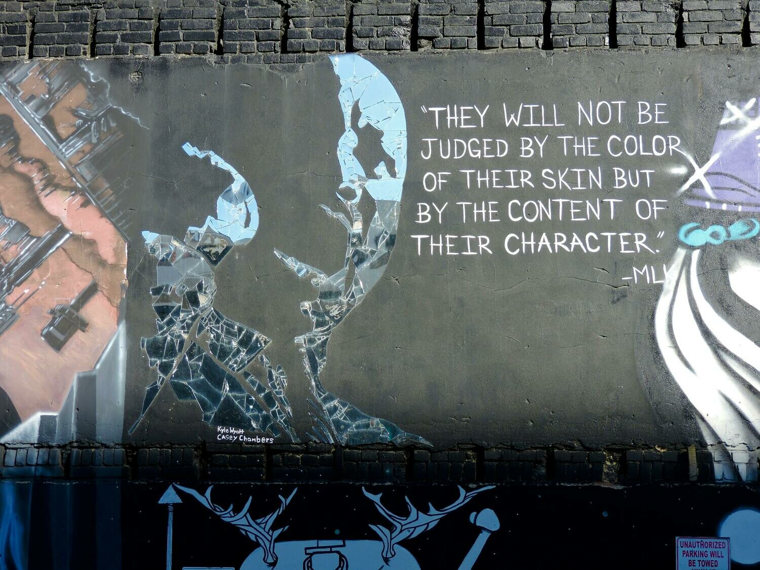 Digital Wallpaper- Martin Luther King quote