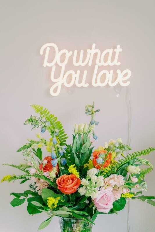 Digital Wallpaper- do what you love