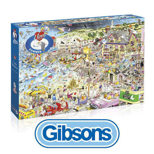 I love Summer by Mike Jupp 1000piece  Jigsaw Puzzle