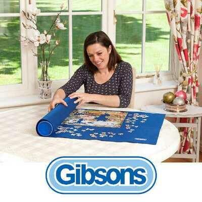 Roll Up Jigsaw Puzzle Mat