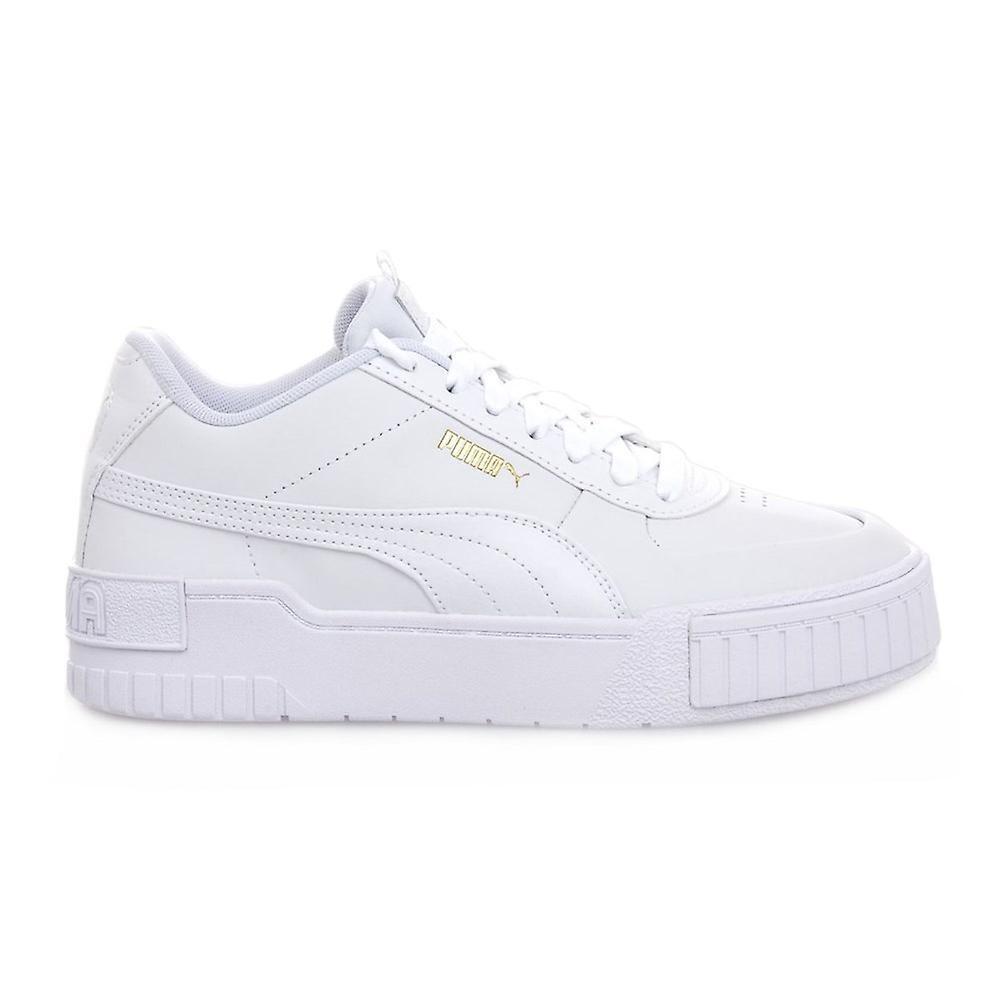 Cali Sport Jr Puma White-Puma White