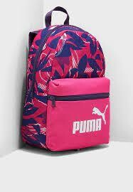 Sac à Dos PUMA Phase Small Backpack Fuchsia Purple