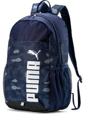 Sac à Dos PUMA Style Backpack Peacoat-Camo AOP