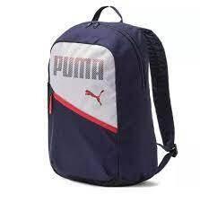 Sac à Dos PUMA  Plus Backpack Limestone-Peacoat