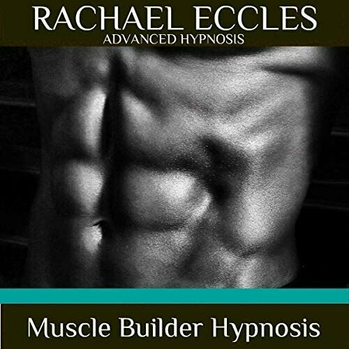 Muscle Builder, Workout Motivation Hypnotherapy Hypnosis Download or CD