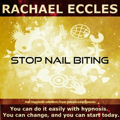 Stop Nail Biting Hypnotherapy MP3 Hypnosis Download or CD