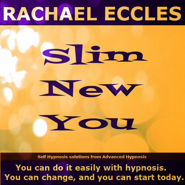 Slim New You Weight Loss Program Lose Weight Hypnotherapy Hypnosis Downloads or CDs